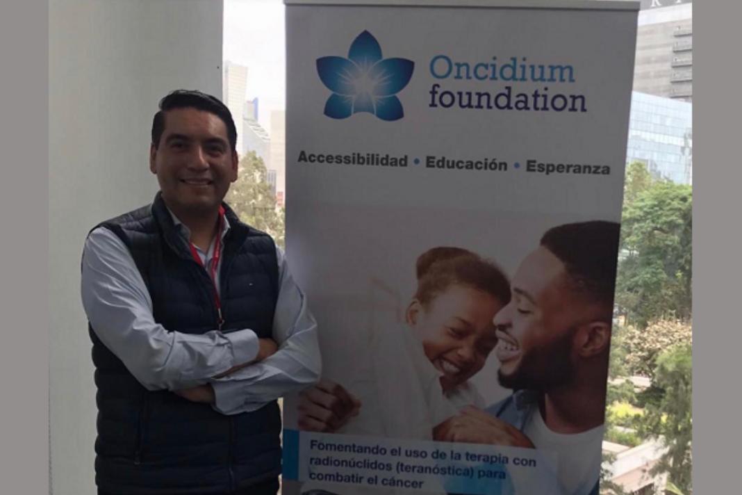 Oncidium's Ambassador, Ivan Diaz