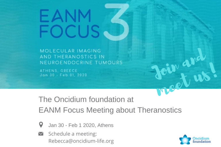 EANM FOCUS MEETING – Theranostics for NET's