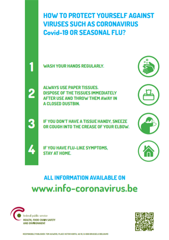 Covid19 – Stay safe