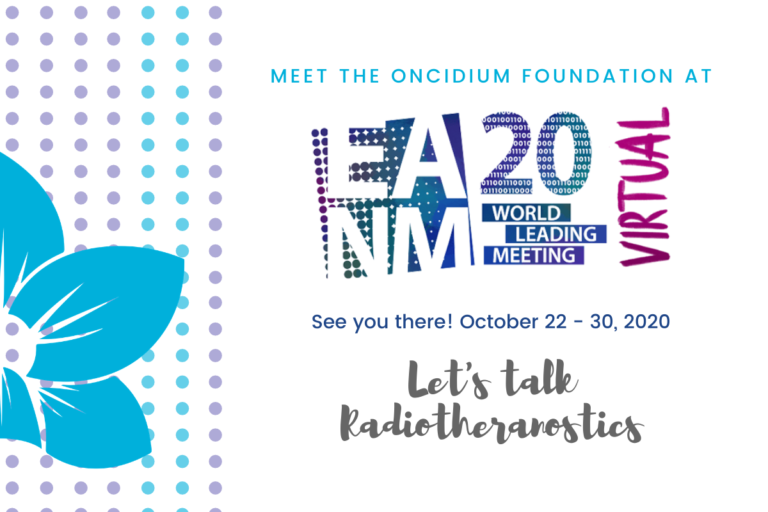 EANM '20 – Let's talk Radiotheranostics!