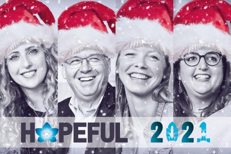 Hopeful 2021!