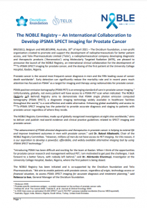 NOBLE Registry - PR