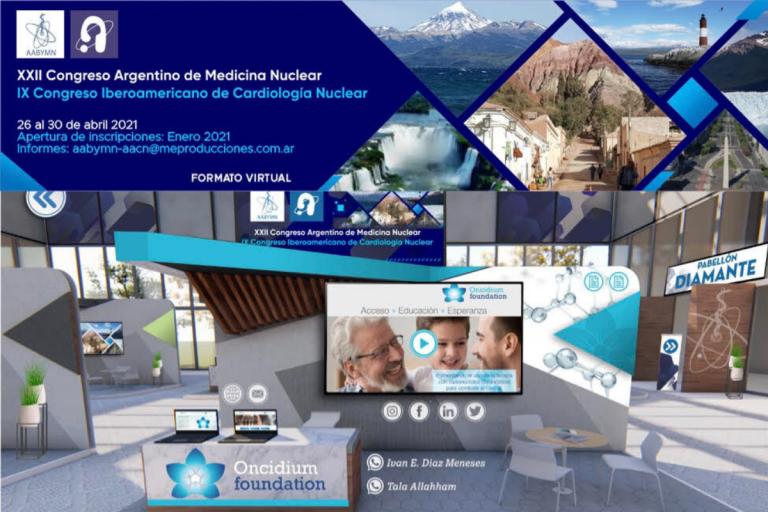 XXII Congreso Argentino de Medicina Nuclear – Virtual Edition